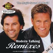 YS102A MODERN TALKING - Remixes vol. 1 (DJ Beltz)