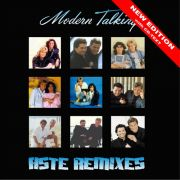YS015A MODERN TALKING - Aste Remixes