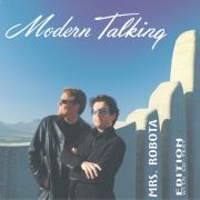 YS019M MODERN TALKING - Mrs. Robota (Golden Remix)