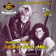 YS120A MODERN TALKING - Celebrate Party Mixes 2006 Cut Versions