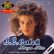 YS198A C.C. CATCH - Mega Mix 2003