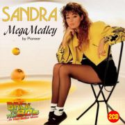 YS364A SANDRA - MegaMedley (2CD)
