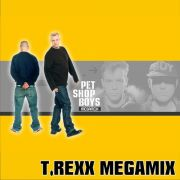 YS372A PET SHOP BOYS - T.Rexx Megamix