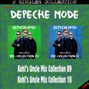 YS808SS DEPECHE MODE - Kohl's Uncle Mix Collection 09-10