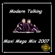 YS089A MODERN TALKING - Maxi Mega Mix 2007
