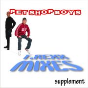 YS298A PET SHOP BOYS - T.Rexx Mixes - supplement