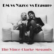 YS720A DEPECHE MODE, Erasure & Yazoo - The Vince Clarke Megamix
