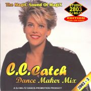 YS041A C.C. CATCH - Dance Maker Mix vol. 3