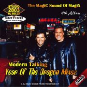 YS128A MODERN TALKING - Year Of The Dragon Mixes