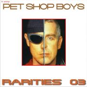 YS309A PET SHOP BOYS - Rarities 03