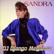 YS635A SANDRA - DJ Django Megamix