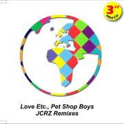 YS278S PET SHOP BOYS - Love Etc. (JCRZ Remixes)