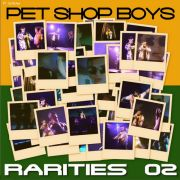 YS296A PET SHOP BOYS - Rarities 02