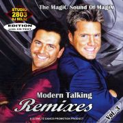 YS104A MODERN TALKING - Remixes vol. 3 (DJ Beltz)