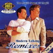 YS132A MODERN TALKING - Remixes vol. 8 (DJ Beltz)