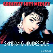 YS583A SANDRA & ARABESQUE - Greatest Hits Medley