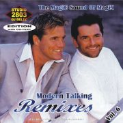 YS107A MODERN TALKING - Remixes vol. 6 (DJ Beltz)