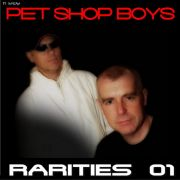 YS295A PET SHOP BOYS - Rarities 01