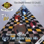 YS148A MODERN TALKING - Let's Talk About Love Mix