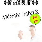 YS505A ERASURE - Atomix Mixes (5+1 CD)