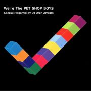 YS474A PET SHOP BOYS - We're The Pet Shop Boys [Special Megamix by DJ Oren Amram] 2CD