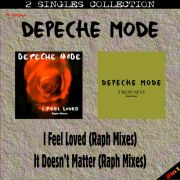 YS750SS DEPECHE MODE - I Feel Loved & It Doesn't Matter (Raph Mixes)
