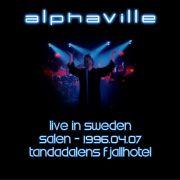 YS398A ALPHAVILLE - Live In Sweden - 1996.04.07 (Salen - Tandadalens Fjallhotel)