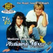 YS141A MODERN TALKING - Platinium Mixes - Cut Versions