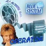 YS389M BLUE SYSTEM - Operator (Techno Remixes 2011)