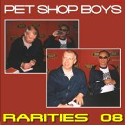 YS516A PET SHOP BOYS - Rarities 08