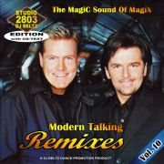 YS134A MODERN TALKING - Remixes vol. 10 (DJ Beltz)