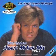 YS081A BLUE SYSTEM - Dance Maker Mix vol. 3