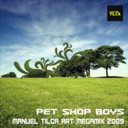 YS472A PET SHOP BOYS - Manuel Tilca Art Megamix 2009