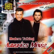 YS129A MODERN TALKING - America Mixes