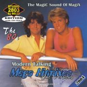 YS142A MODERN TALKING - Mega Hitmixes - Cut Versions
