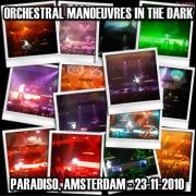 YS345A OMD - Live At Paradiso, Amsterdam 2010