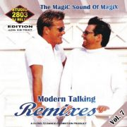 YS108A MODERN TALKING - Remixes vol. 7 (DJ Beltz)