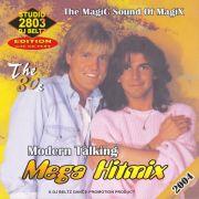 YS048A MODERN TALKING - Mega Hitmix 2004