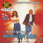 YS140A MODERN TALKING - Greatest Hits Mix - Cut Versions