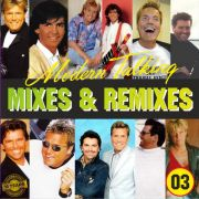 YS110A MODERN TALKING - Mixes & Remixes 3