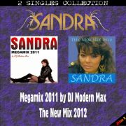 YS504SS SANDRA - Megamix 2011 & The New Mix 2012