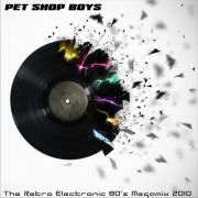 YS441A PET SHOP BOYS - The Retro Electronic 80's Megamix 2010