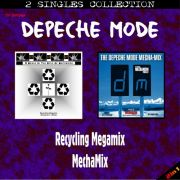YS716SS DEPECHE MODE - Recycling Megamix & MechaMix