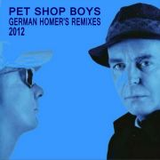 YS470A PET SHOP BOYS -  German Homer's Remixes 2012