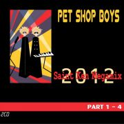 YS432A PET SHOP BOYS - Saint Ken Megamix 2012 part 1-4 (2CD)