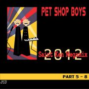 YS433A PET SHOP BOYS - Saint Ken Megamix 2012 part 5-8 (2CD)