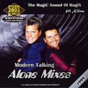 YS127A MODERN TALKING - Alone Mixes