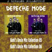 YS806SS DEPECHE MODE - Kohl's Uncle Mix Collection 05-06