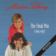 YS033A MODERN TALKING - The Final Mix (1984-1987)