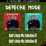 YS804SS DEPECHE MODE - Kohl's Uncle Mix Collection 01-02